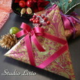Christmas Wrapping~三角BOX